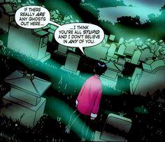 The best of Damian Wayne: Robin annual #07 (Keith Champagne & Jason Pearson)