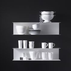 BOTKYRKA wandplank. Stel je favoriete keukenbordje samen en maak kans op een cadeaupas ter waarde van 100.-! Klik op de link voor meer informatie. http://www.pinterest.com/ikeanederland/keukens/ #IKEAwin
