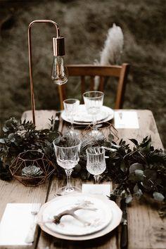 "Shooting d'inspiration mariage ""Dream Catcher"" - Thème Folk | Photographe : Studio Madeleine | Donne-moi ta main - Blog mariage"