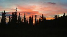 Midnight - Alaska Style
