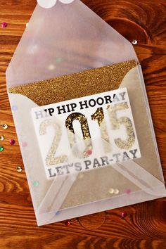 enJOY it by Elise Blaha Cripe: new year\'s eve party invites.