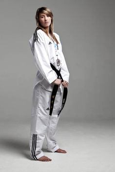 Jade Jones, Team GB Olympic gold medallist and world champion in Tae Kwon-Do