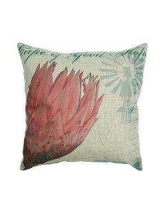 Protea cushion Multi-colour