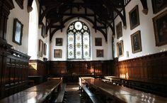 Our B&B guests are invited to take breakfast in our historic Hall – a truly unique start to the day. More details at www. College Bedding, B & B, Bed And Breakfast, Oxford, University, Unique, Breakfast In Bed, Colleges, Community College
