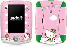 Skinit Hello Kitty Winter Wonderland Vinyl Skin for LeapFrog LeapPad Explorer Tablet by Skinit. $23.99. IMPORTANT: Skinit skins, stickers, decals are NOT A CASE. Our skins are VINYL SKINS that allow you to personalize and protect your device with form-fitting skins. Our adhesive backing can be applied and removed with no residue, no mess and no fuss. Skinit skins are engineered specific to each device to take into account buttons, indicator lights, speakers, unique c...