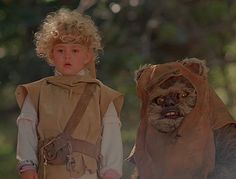 Ewoks: The Battle for Endor (TV 1985) | This was one of my favourite movies when I was little.