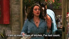 2 broke girls quotes | Best Of '2 Broke Girls' Quotes photo Patty's photos - Buzznet