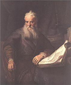Apostle Paul - Rembrandt
