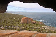 'Remarkable Rocks, Kangaroo Island, South Australia ' by Adrian Paul Tasmania, Terra Australis, European Map, Adelaide South Australia, Kangaroo Island, Naturally Beautiful, Island Life, Continents, East Coast