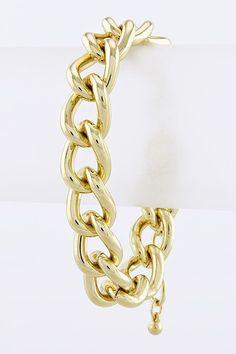 Kylie Classic Chain Bracelet