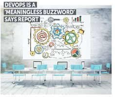 DevOps is a Meaningless Buzzword. A contentious study that says #DevOps has zero impact on work processes.