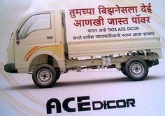 Tata Ace Mini Pick Up Truck
