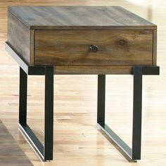Bianchi End Table