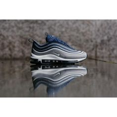 sports shoes 9662a 4c77f Chaussure Nike Air Max 97 Ultra GS Carbone Blanc Barely Rose Marine Boutique