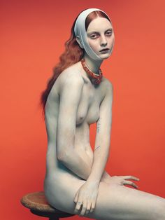 The Wild Magazine Codie Young Erwin Olaf.