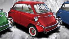 BMW Isetta 600 minivan bubble car Available as a custom color t-shirt Bmw Isetta, Car Colors, Minivan, Small Cars, Automotive Design, Tshirt Colors, Awesome, Amazing, Creative Design