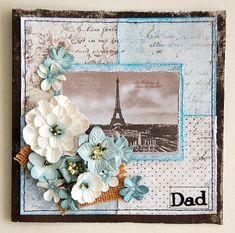 A Father s Day Card featuring Petaloo and Maja Design http scrapperlicious blogspot com 2018 06 dad card html