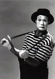 mime costume | Mime (voor Joni) | Pinterest | Mime costume ...