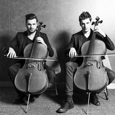 2 CELLOS...legit insane talent check them out