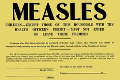 Measles 28x42 Giclee on Canvas