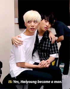 hwiyoung and Inseong