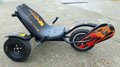 Tricicleta Triker Rocker Fire Constanta - imagine 1