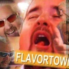 White Person Puts One Grain Of Salt On Food Flavortown - Funny Memes. The Funniest Memes worldwide for Birthdays, School, Cats, and Dank Memes - Meme Guy Fieri Meme, Guy Feiri, Stupid Funny Memes, Hilarious, Reaction Pictures, Funny Pictures, O Tv, Clean Memes, Know Your Meme