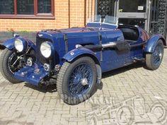 1935 Aston Martin Ulster 1½ litre MKI