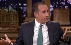 Jerry Seinfeld Says We're Too Stressed About This Parenting Thing -- and I Agree
