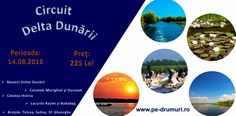 AdminPedia te invită să cunoşti unul dintre cele mai frumoase ţinuturi turistice din România, Delta Dunării.  Pentru rezervări şi informaţii accesaţi: http://www.pe-drumuri.ro/delta-dunarii/