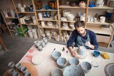 Why Handmade Ceramics Are White Hot - NYTimes.com