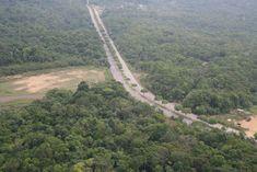 AVENIDA DO TURISMO Vista de parte da Avenida do Turismo.  Foto: Durango Duarte. Acervo: Fotos Aéreas Manaus-2007