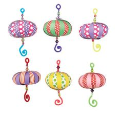 Paper lanterns to hang above the Mad Hatter tea table. For PARTY PROP decorations and PROP RENTAL please vist us on FACEBOOK : WONDERLAND PARTY PROPS