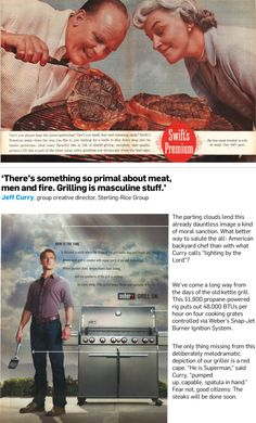 Why the Backyard Grill Is a Guy Thing | Adweek