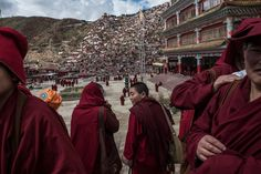 More Punishment for Tibetan Buddhists - The New York Times