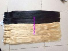 BLONDE HAIR FROM GOOGLEHAIR Contact me to order hair: ☎️Whatsapp: +84 167 549 4612 📧: hoaitran.vuy@gmail.com ❤️Website: www.googlehair.com 🌺🌸💐💕❤️😊