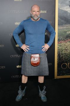 WE'VE enjoyed our fair share of men in kilts this year – but here are some more for you to swoon over.