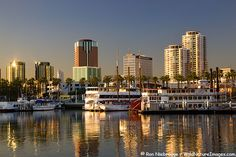 LONG BEACH, CA... <3 Yesss..this is where I live..downtown area, near Shoreline Village..it's beautiful here <3