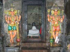 Madurai_Meenakshi_temple_lingam