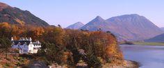 Scottish Highlands Hotels - Loch Leven Hotel, North Ballachulish