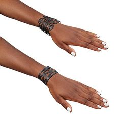 Look what I found at UncommonGoods: Inner Tube Bracelet for $28.00
