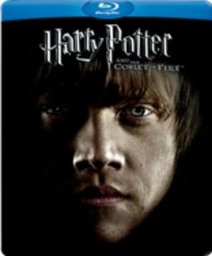 Harry Potter and the goblet of fire Steelbook