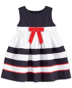 Pageindex Girls' Dresses at Macy's come in a variety of styles and sizes. Shop Pageindex Girls' Dresses at Macy's and find the latest styles for your little one today. Newborn Girl Outfits, Toddler Girl Outfits, Little Girl Dresses, Kids Outfits, Girls Dresses, Baby Clothes Brands, Trendy Baby Clothes, Fashion Kids, Bebe 1 An