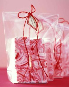 Candy-Cane Marshmallows