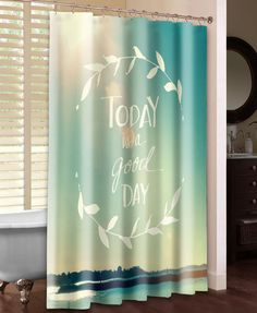 Start your day off right with some inspiration for your morning shower!