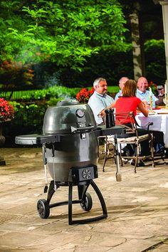 Broil King Keg 5000 | REVIEWED Kamado Grill, Kamado Joe, Bbq Grill, Grilling, Barbecue, Outdoor Gourmet Grill, Build Outdoor Kitchen, Outdoor Cooking, Broil King Keg
