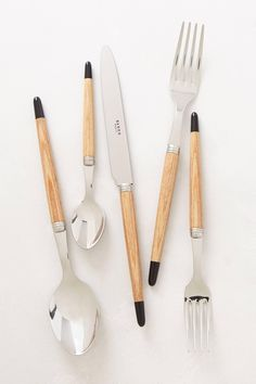 Anthropologie | Atelier Flatware