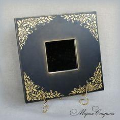 зеркало интерьерное, зеркало настольное, зеркало декоративное, украшение интерьера, зеркало в широкой раме, зеркало в подарок