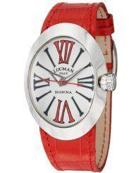 LOCMAN -Glamour Donna Women's Quartz Watch - Mid-size - Steel C