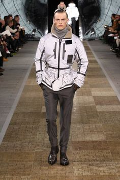 68dbca16c63e Louis Vuitton   Ludwig Bonnet - Louis Vuitton Men Fall Winter 2012-13